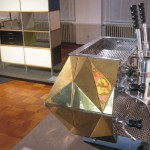 Diamante, Ausstellungsstück im MAKK