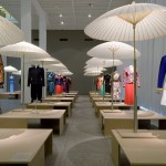 "Ausstellung ""16 x Yves Saint Laurent. Neuerwerbungen der Modesammlung"", MAKK 2008"