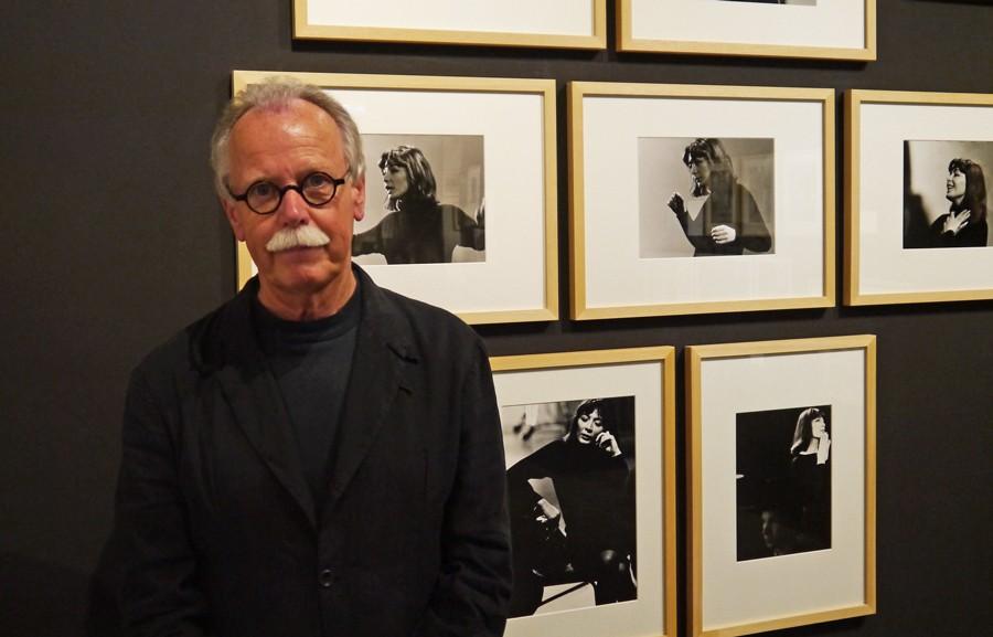 Hans-Michael Koetzle ist leidenschaftlicher Sammler von Willy Fleckhaus-Exponaten.