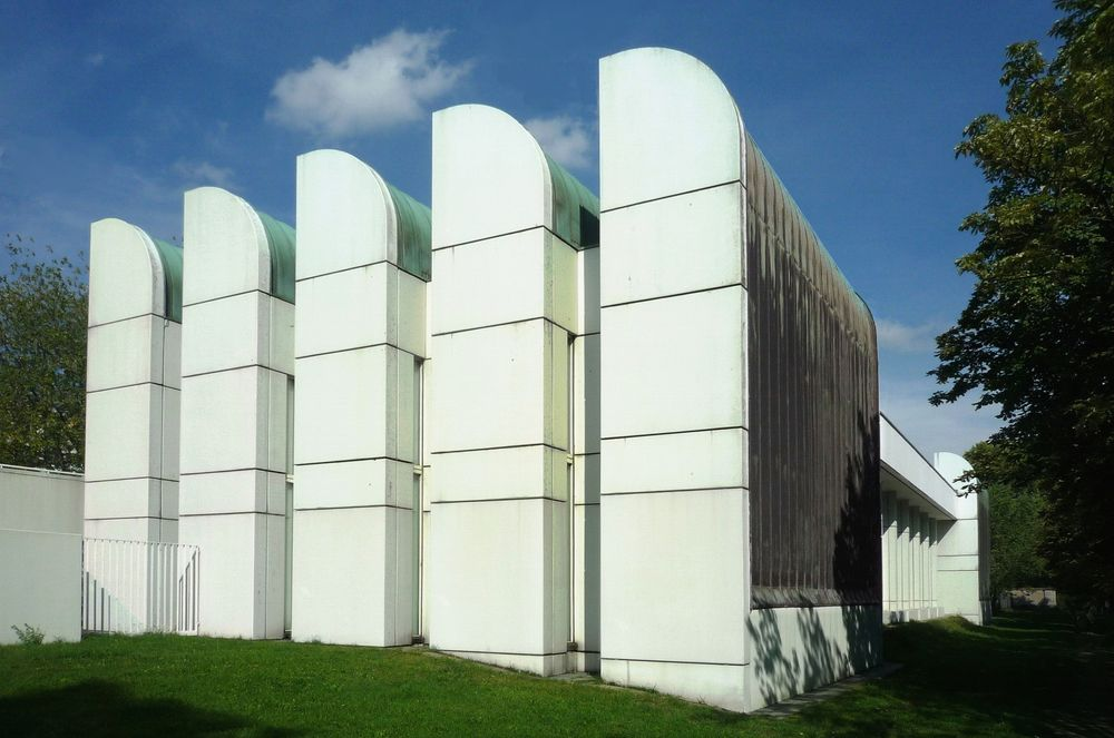 Walter Gropius – Mies van der Rohe – Le Corbusier: das ...